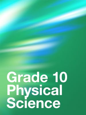 Grade 10 Physical Science