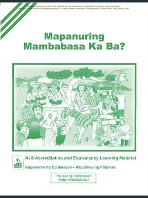 Mapanuring Mambabasa Ka Ba?